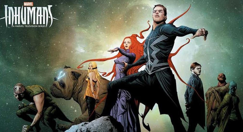 Revelan el impresionante tráiler de 'Los Inhumanos — Marvel