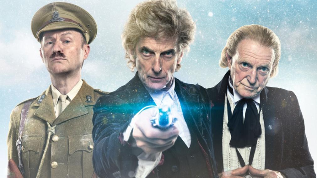 Doctor Who tráiler del especial de Navidad.