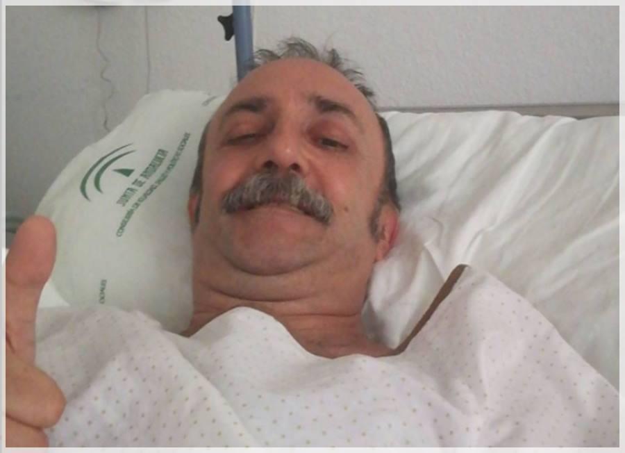 Santi Rodriguez hospitalizado de urgencia por infarto