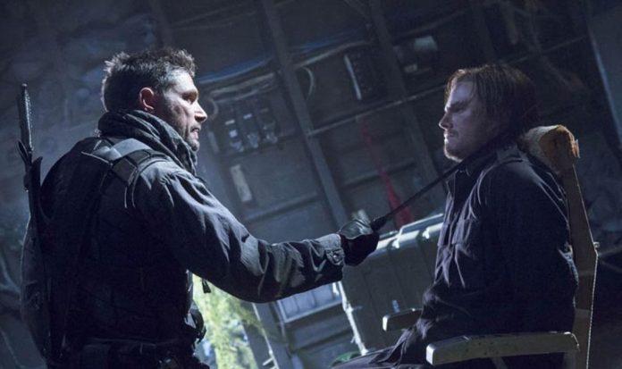 Deathstroke en la temporada 6 de 'Arrow'