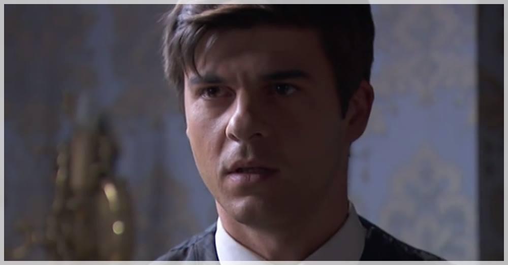 Simón es informado de la muerte de Elvira en acacias 38
