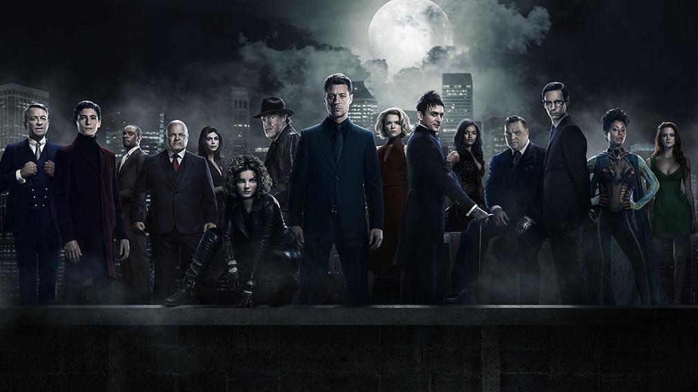 Tráiler de la temporada 4 de Gotham