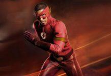 Wally West como Flash en las primeras imágenes de la temporada 4 de 'The Flash'