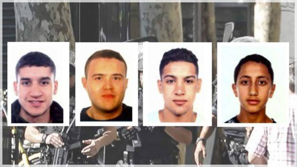 4 fugitivos terroristas que se buscan en españa
