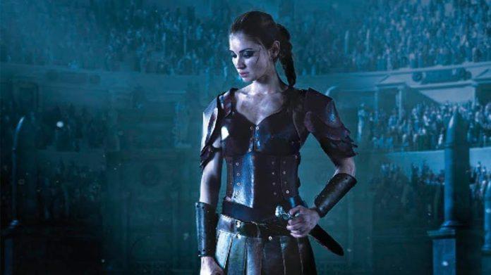 CW desarrolla la serie de gladiadoras 'The Valiant'