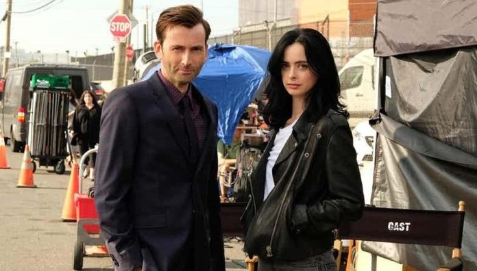 David Tennant regresa como Kilgrave en la temporada 2 de 'Jessica Jones'