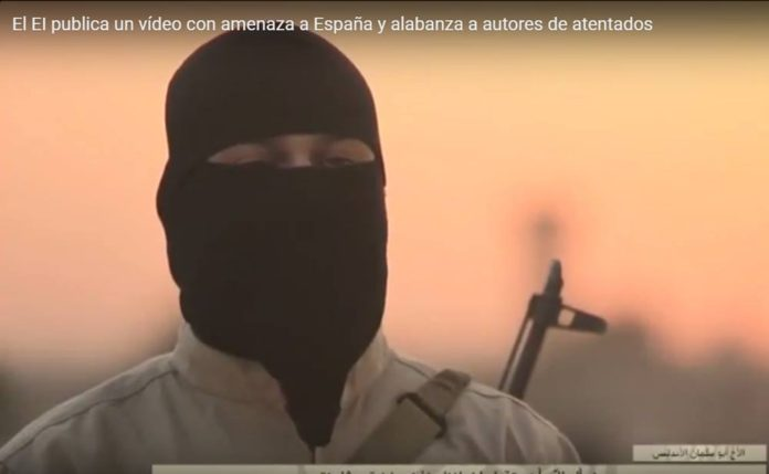 Estado Islámico amenaza en video a España