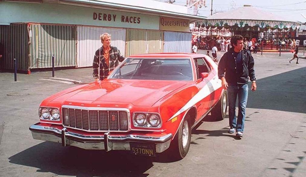 James Gunn prepara el reboot de la serie 'Starsky y Hutch'