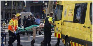 atentado en las ramblas de Barcelona