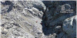 fallece un escalador en alta montaña en castilla y león