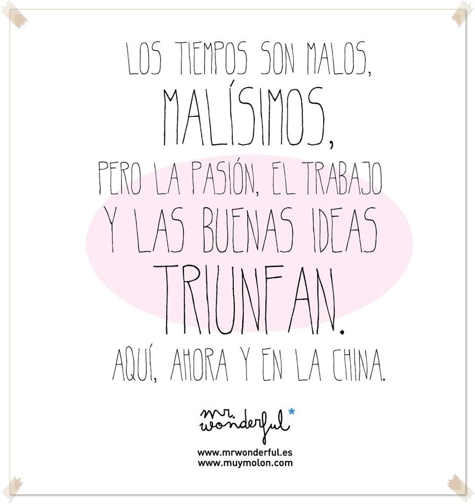 10 frases de mr wonderful divertidas y motivadoras for Frases de mister wonderful