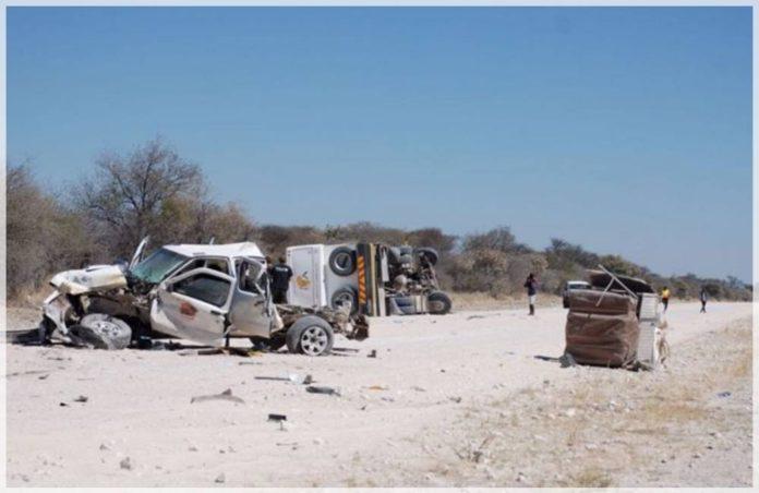 muere una española en namibia en accidente de tráfico