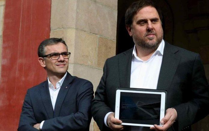 Detenidos 13 altos cargos del gobierno catalán por impulsar referéndum