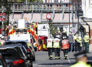 El Isis se atribuye el atentado en el metro de Londres y dice que 'Lo peor está por venir'
