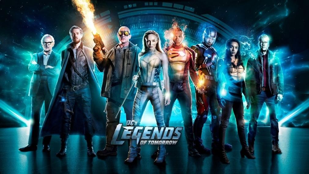 El Londres victoriano y más en la temporada 3 de 'Legends of Tomorrow'