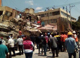 El número de fallecidos del terremoto de México asciende a más de 217