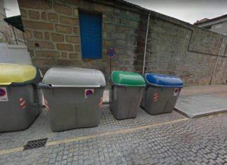 Encuentran a un recién nacido en un contenedor de basura de Ourense