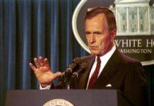 Estados Unidos calculó que la independencia de Cataluña llegaría antes del 2020 - George Bush