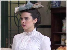 Maria luisa descubre el retrato de Elvira en Acacias 38