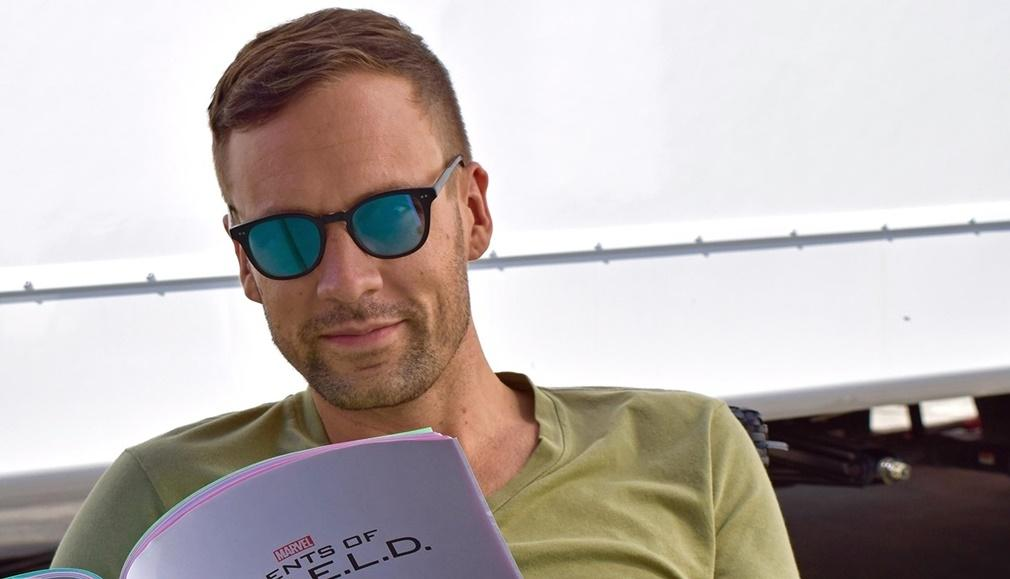 Nick Blood regresa como Lance Hunter en la temporada 5 de 'Agentes de S.H.I.E.L.D.'