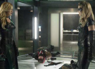 Sirena Negra y Canario Negro cara a cara en la temporada 6 de 'Arrow'