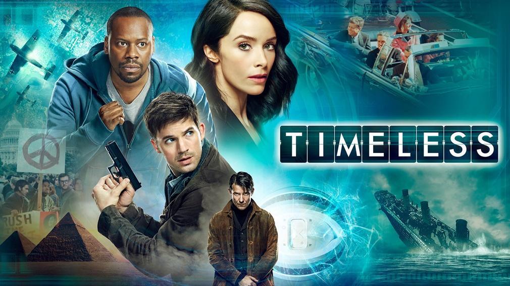 Timeless temporada 2: comienza a rodarse en noviembre y se estrena en el 2018