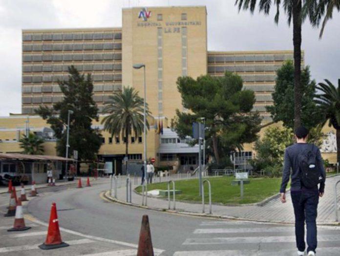 Antiguo hospital la fe Valencia