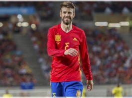 piden la expulsión de gerard piqué de la selección española