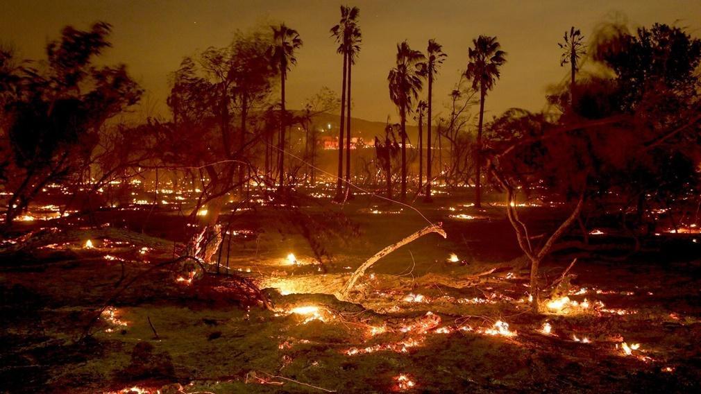 30.000 evacuados y 15 muertos hasta ahora por los incendios en el norte de California