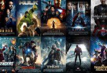 Diez primeros minutos de todas las películas del Universo Cinematográfico de Marvel