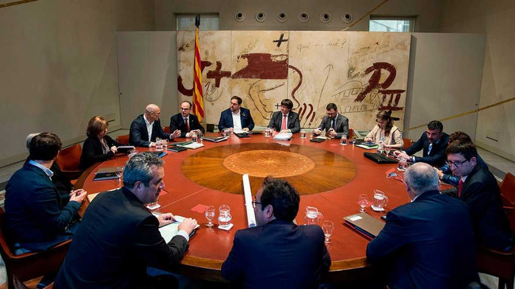 Govern catalán
