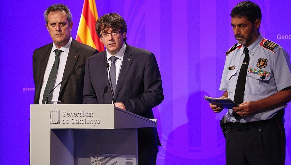 La policía preparada para detener a Puigdemont si declara la independencia