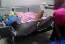 Mujeres dando a luz en sala de espera de un hospital de Venezuela