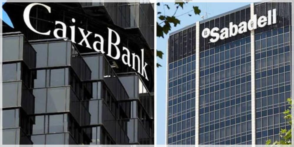 caixabank y sabadell se marchan de Cataluña