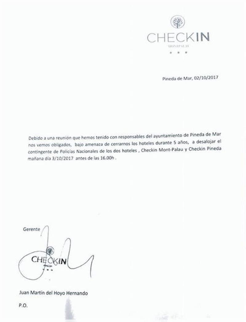 chantaje a los hosteleros en cataluña