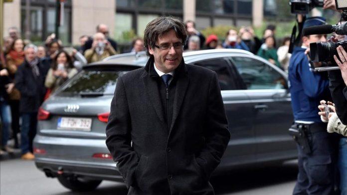 Carles Puigdemont se enfrenta a una euroorden de detención tras no acudir a declarar