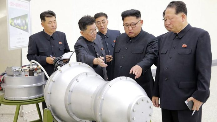 Cerca de 200 personas podrían haber muerto por el último ensayo nuclear de Corea del Norte