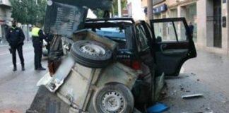 Conductor drogado y borracho hiere a seis personas y mata a dos perros en Elche