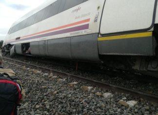 Descarrila el tren Málaga-Sevilla causando varios heridos entre los pasajeros