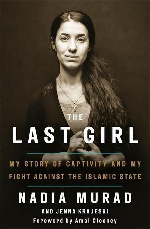 Esclava sexual del Estado Islámico 'por adorar al diablo', huye y relata su historia - Portada del libro