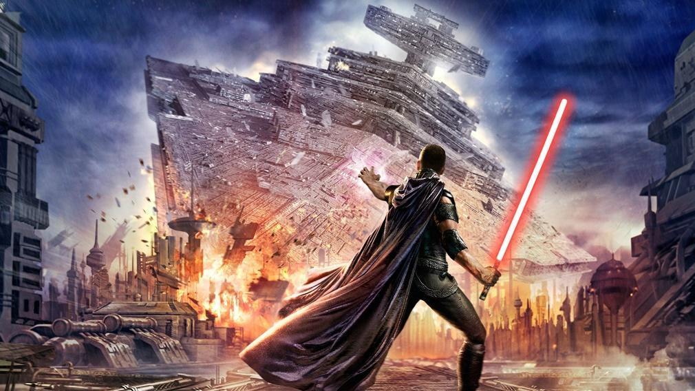 Nueva trilogía de Star Wars primeras etapas de desarrollo
