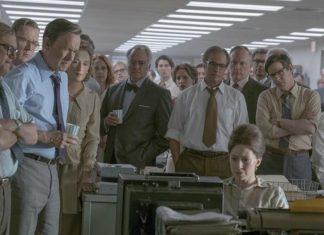 Primer tráiler de 'Los archivos del Pentágono' del director Steven Spielberg