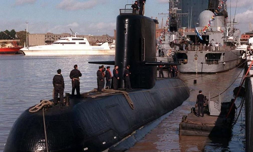 Se detectan llamadas de emergencia desde el submarino argentino perdido en el Atlántico