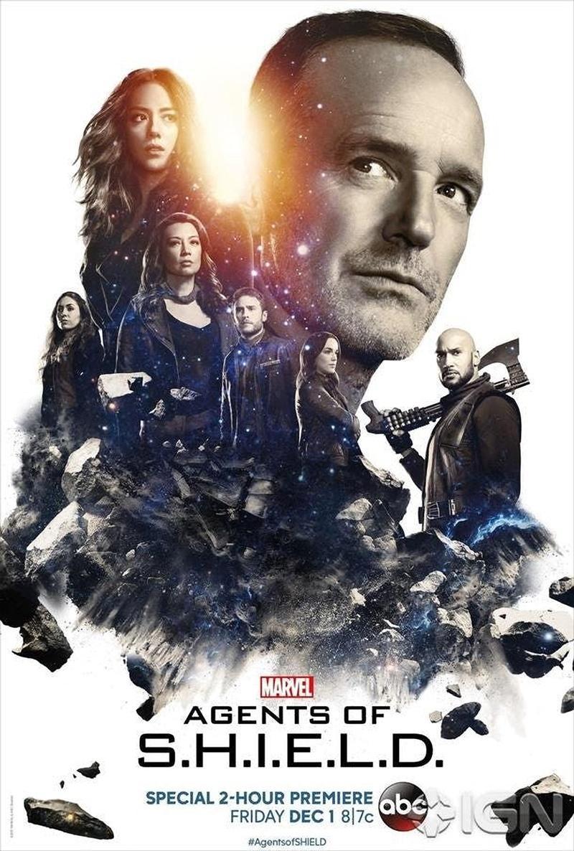 Tráiler de la temporada 5 de Agentes de S.H.I.E.L.D. - Póster