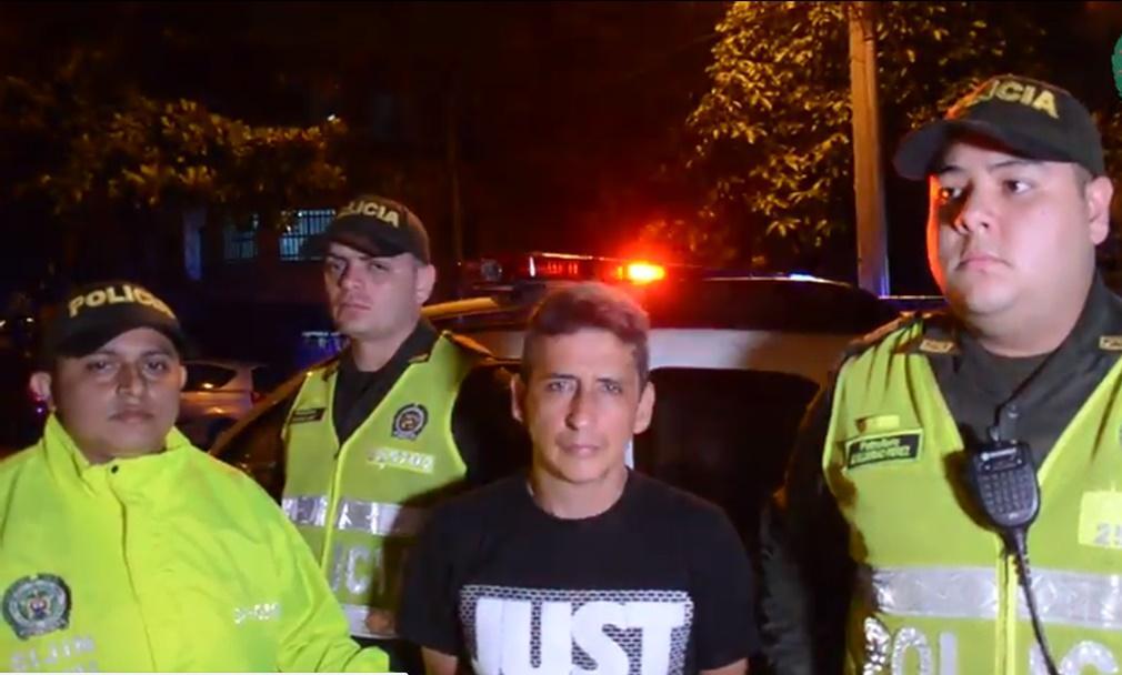 Se entrega supuesto asesino de madre de 11 hijos en Medellín