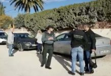 guardia civil violenca de género
