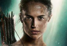 Nuevo póster de 'Tomb Raider' ofrece una mirada más cercana a Lara Croftr