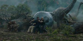 Nuevo teaser de 'Jurassic World. El reino caído' llega con explosiones de volcán y dinosaurios en estampida