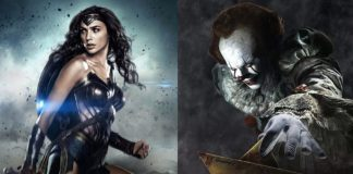 'It' y Wonder Woman' lideran el top 10 de las películas de IMDB en este 2017