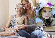 Julie Wignall y su hija Shay Wignall
